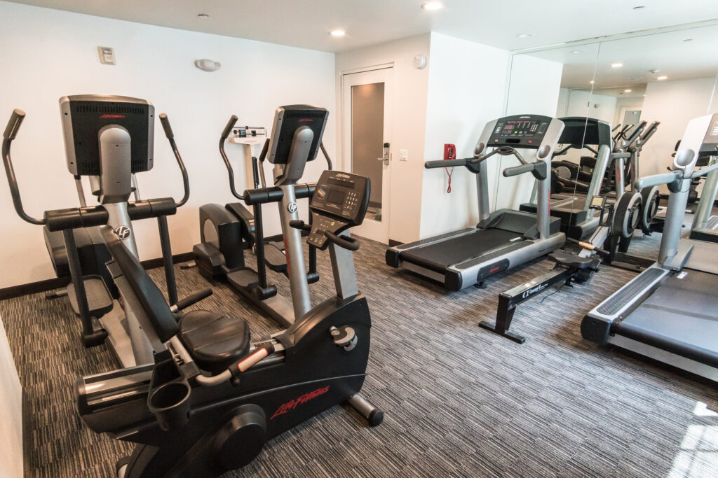 Best Hollywood Hotel Amenities In Los Angeles - Health And Fitness Center