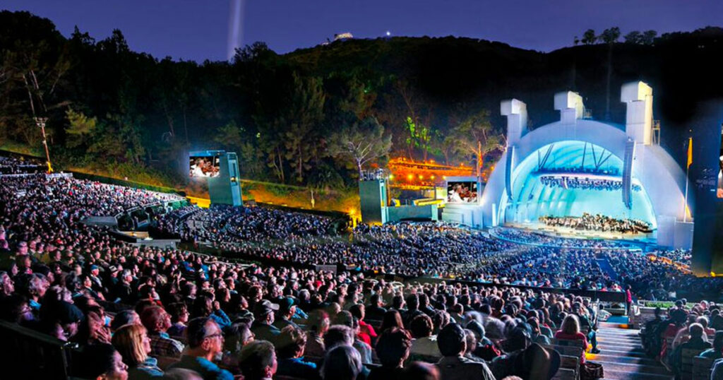 Best Hollywood Vacation Hotel Travel Family Business Package Deals - Hollywood Bowl Package