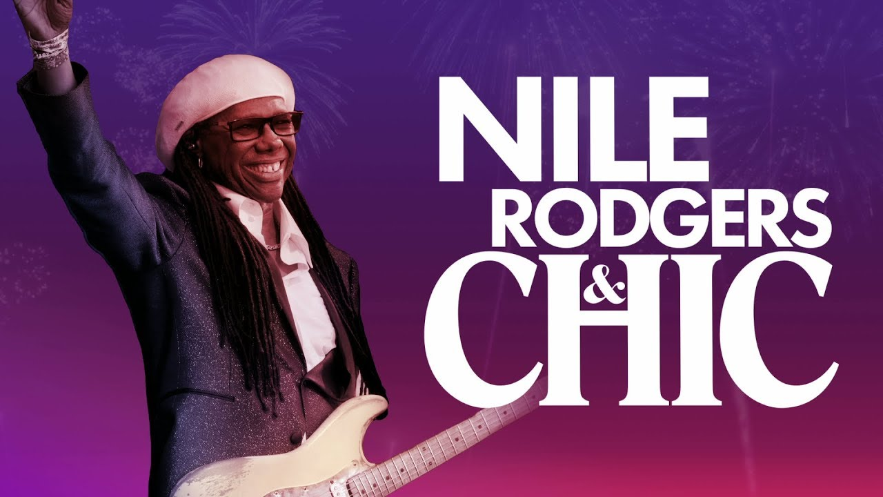 July 4th Fireworks Spectacular with Nile Rodgers & CHIC