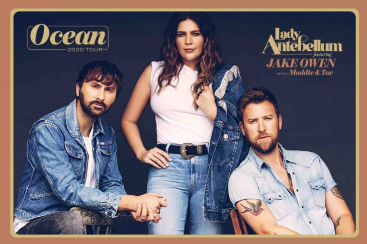 Lady Antebellum & Jake Owen with Maddie & Tae - Hollywood Bowl