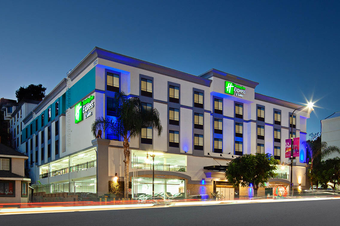 Best Hollywood Hotel Stay Book Holiday Inn Express Hollywood Walk Of Fame Hotel